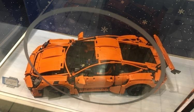 Porsche 911 GT3 RS - porsche, toy - dobromyslova | ello