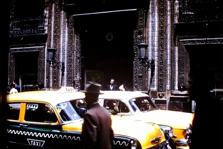 Photo - York City Taxis; Dated  - marksusina | ello