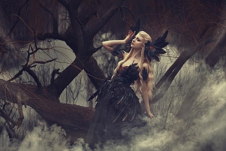 Photographer:Grace Almera Desi - darkbeautymag | ello