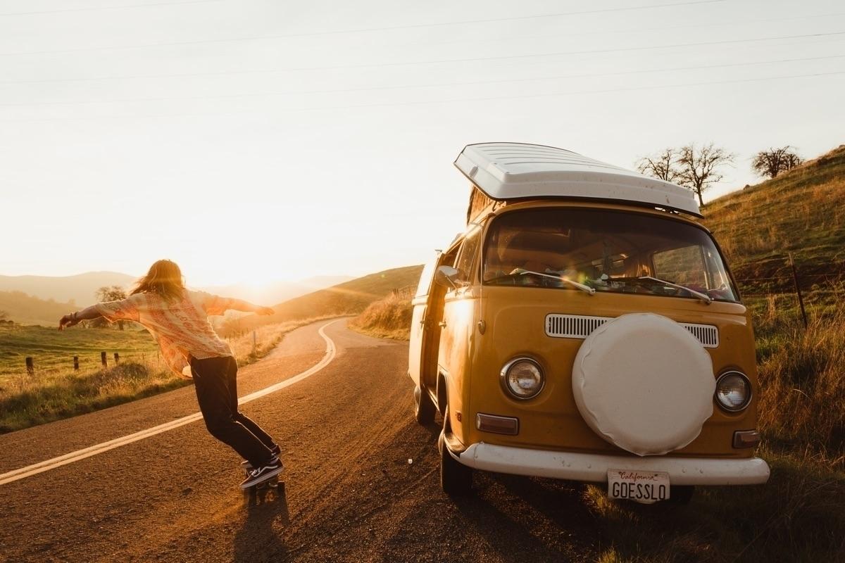 Happy spring! road trip season - peteramend | ello