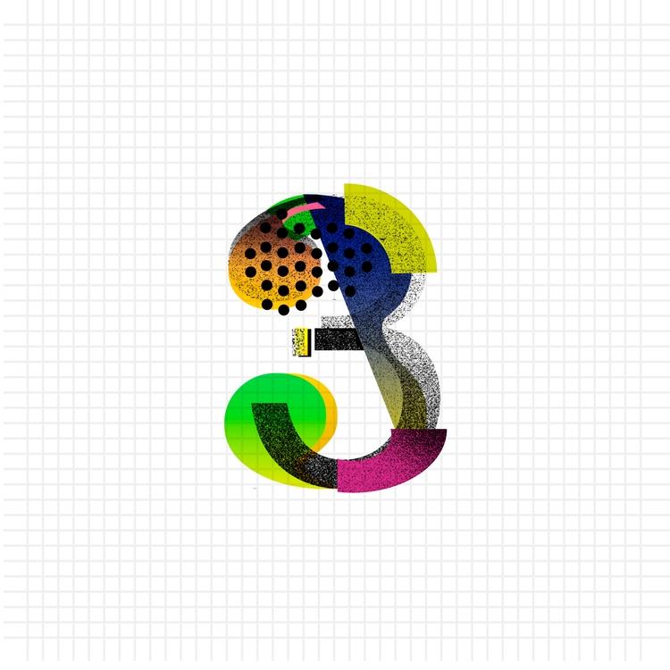 36daysoftype, 36daysoftype_3 - jmelloni | ello