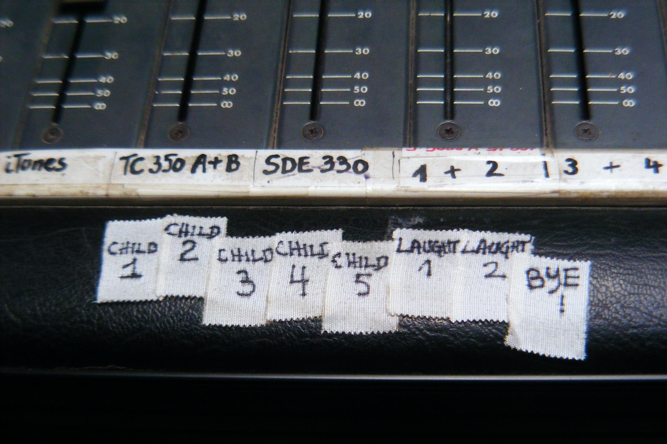 left song mixed? Files... stick - claudelebelge   ello