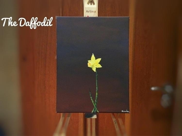 Daffodil Jack Coombes - jackcoombesart | ello
