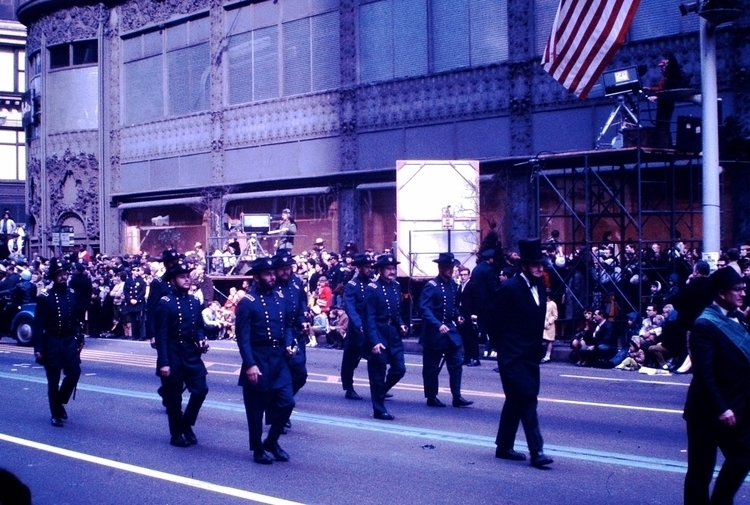 Photo - St. Day Parade, Chicago - marksusina | ello