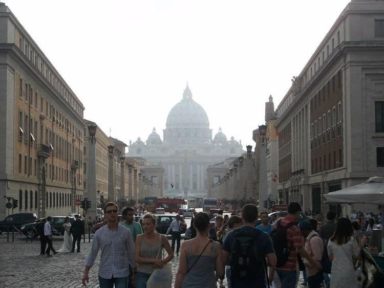 roma, italia, vaticano, vatican - throughaphone | ello