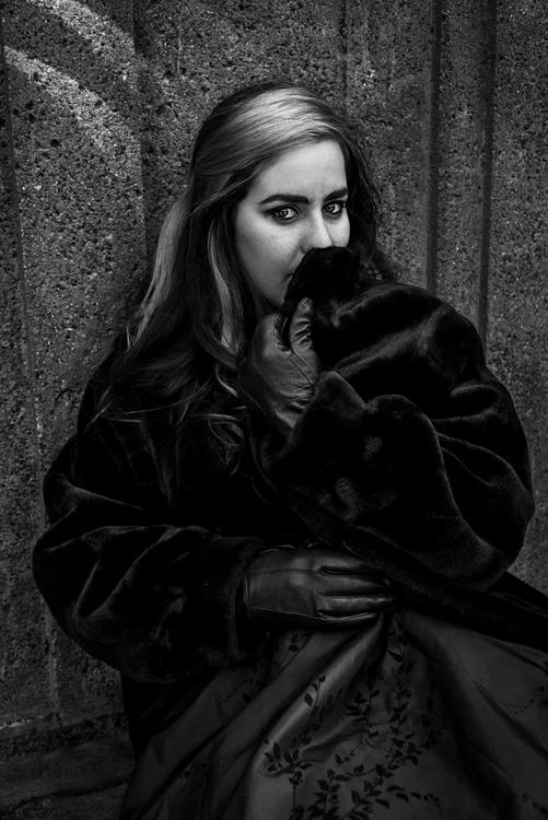 Photographer:Kevin Shak Model - darkbeautymag | ello