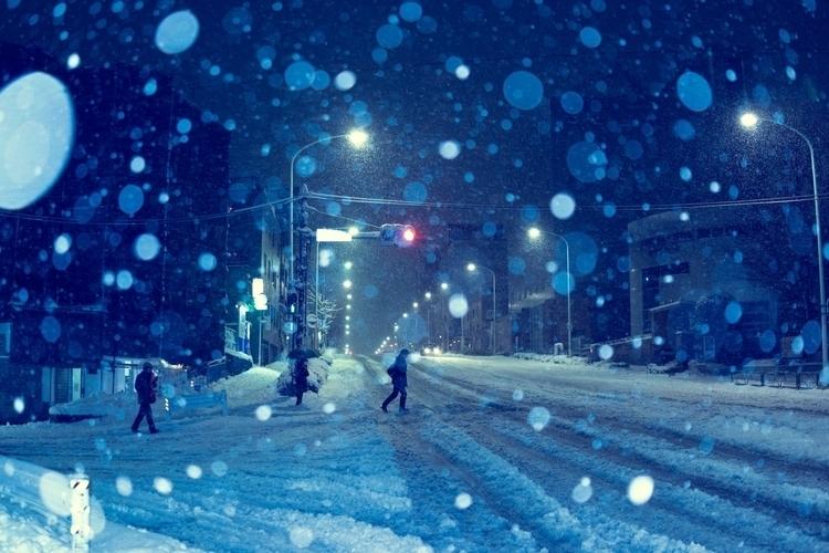 Snow Tokyo Ryuzin Taketomi - peeano   ello