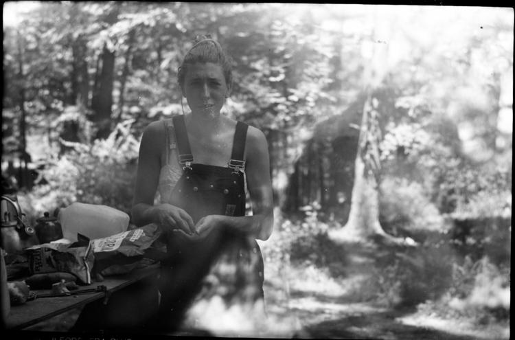 Helen double exposure Helen, 20 - saeger | ello