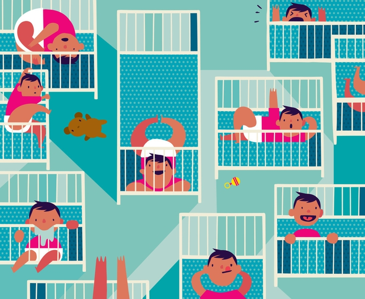 illustration parents magazine,  - ebencom | ello