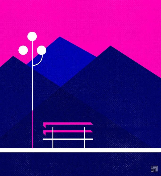 LANDSCAPE | - series - landscape - efferossini | ello
