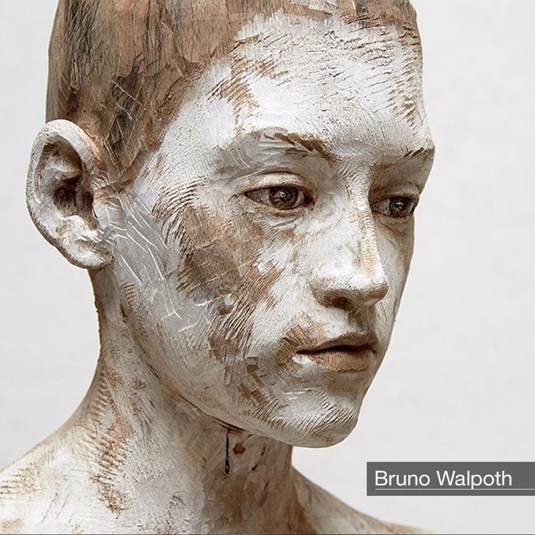 Discover WOOD Sculptures Bruno  - velvetandpurple   ello
