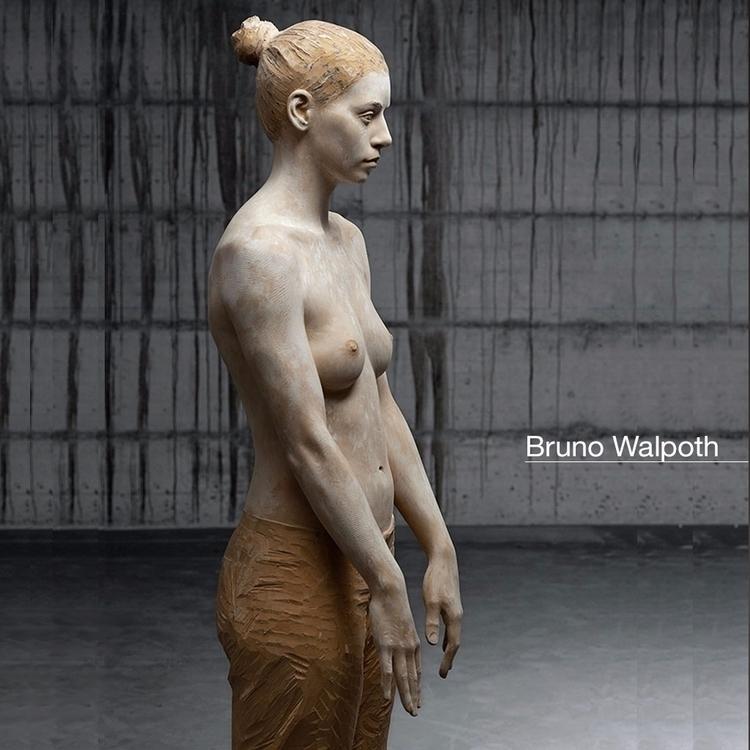 Discover WOOD Sculptures Bruno  - velvetandpurple | ello