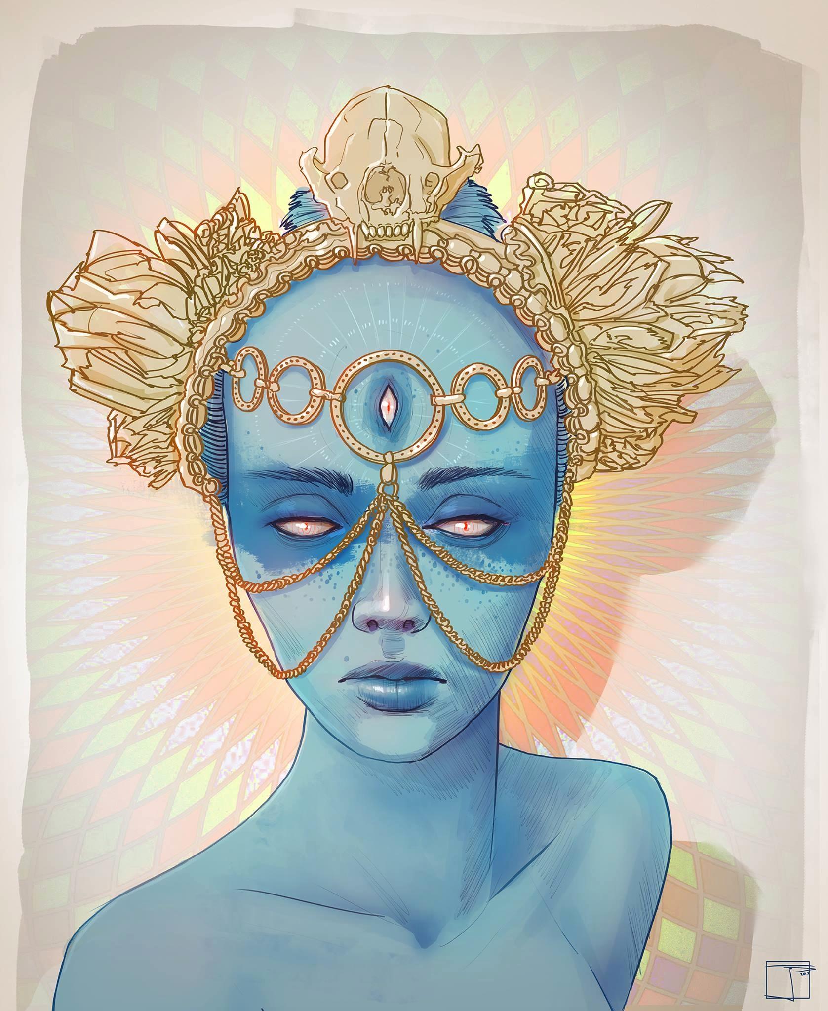 - Phazed - art, meditation, thirdeye - meditation | ello