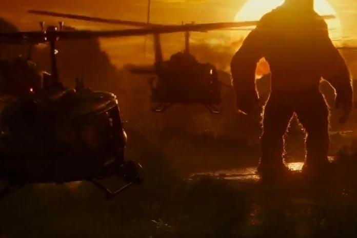 King Kong, modern, gritty blood - ellohorror | ello
