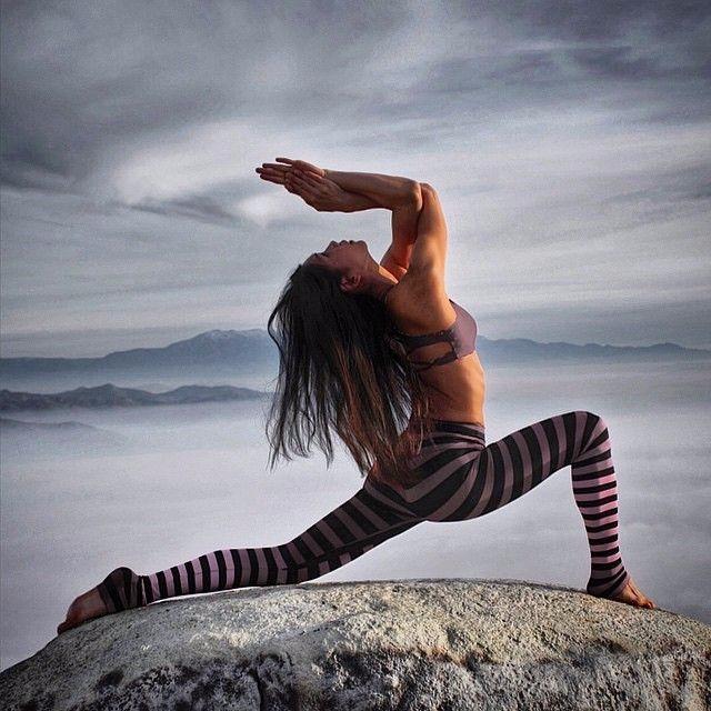 Yoga art work awareness canvas  - rudrayyoga | ello