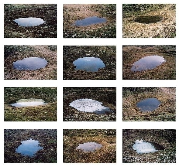Olafur Eliasson, Spring puddle  - modernism_is_crap | ello