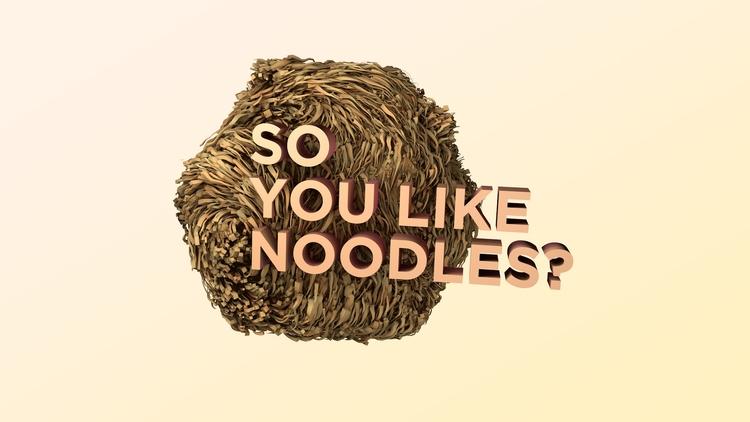 Noodles - dcarino | ello