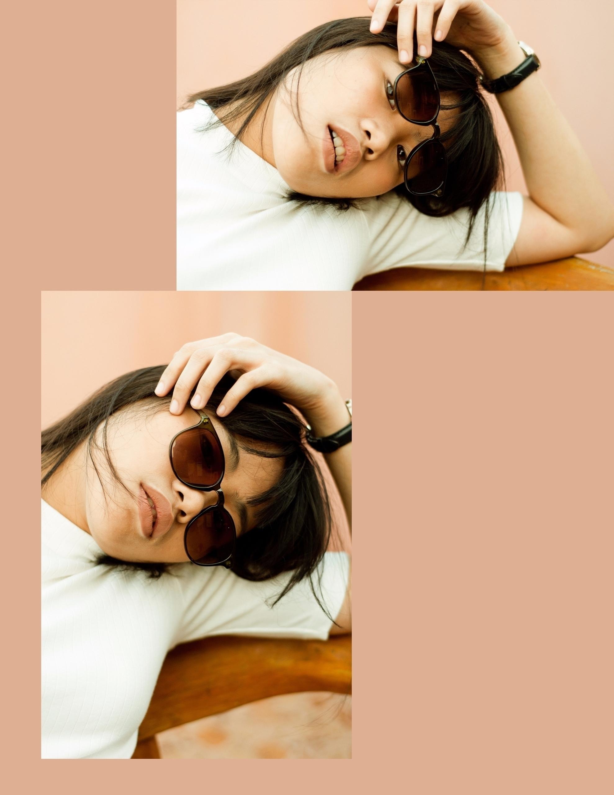 ₩ 3/3 Model: Jamie - fashion, portrait - jolinapaula | ello