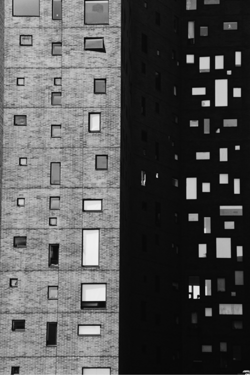 architecture, photography, blackandwhite - wagnerwma | ello