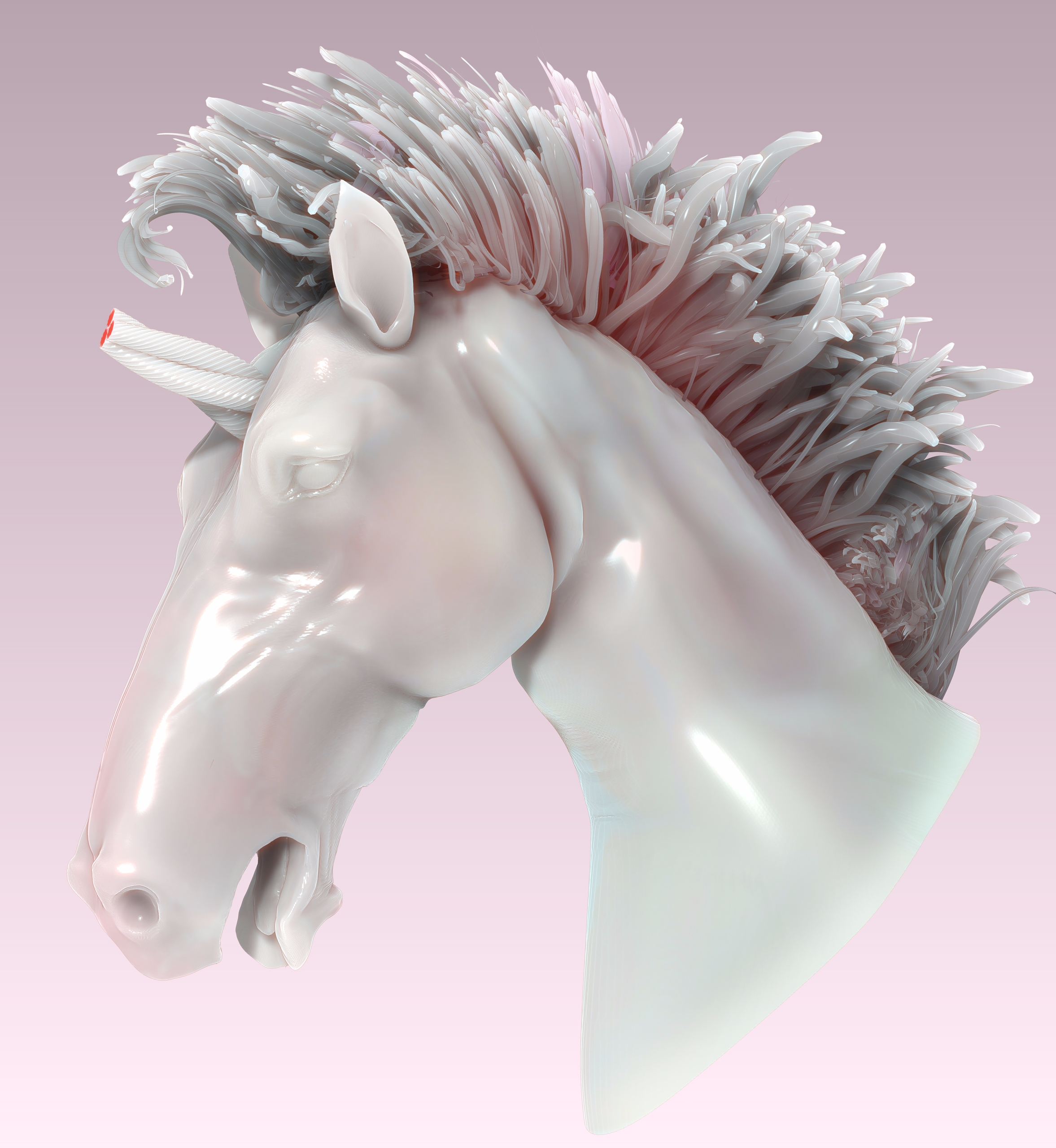time sculpted pony ¯\_(:unicorn - noises | ello