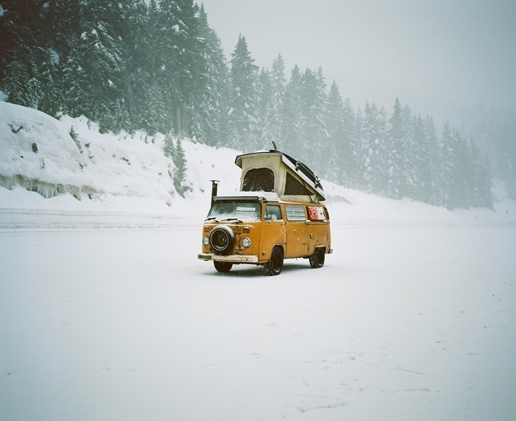 Read: Photo cc - vanlife, shootfilm - thefieldmag | ello
