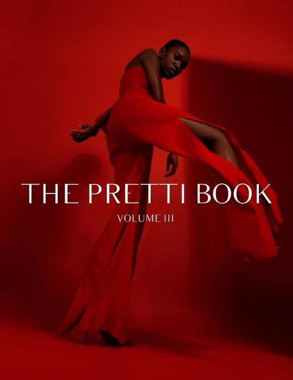 Pretti Book Volume III features - theprettibook | ello