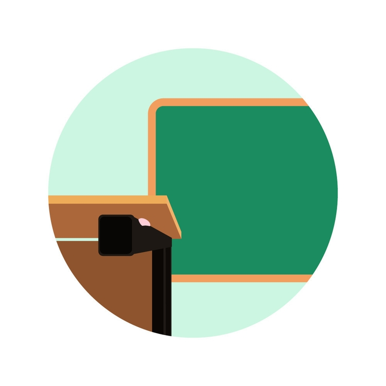 icon, vector, study, school, highschool - rodionovsyankin | ello