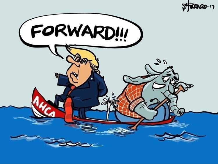 Swimming - editorial,, political, - sstoddard | ello