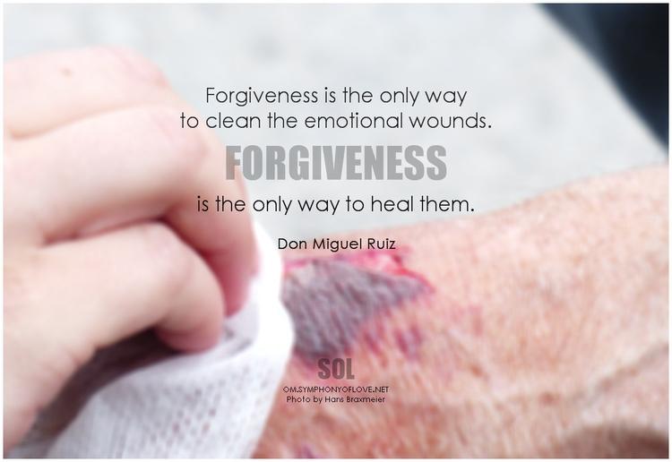 picture quotes Forgiveness clea - symphonyoflove | ello