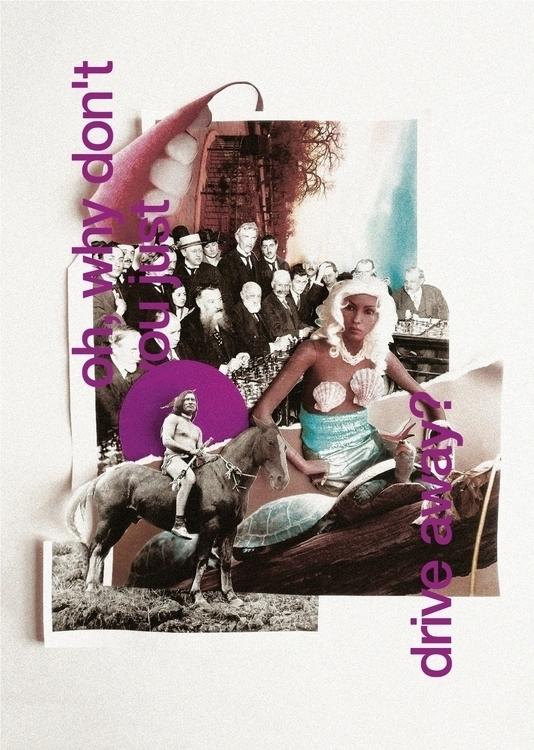 Poster, Print, Design, GraphicDesign - posterproject | ello