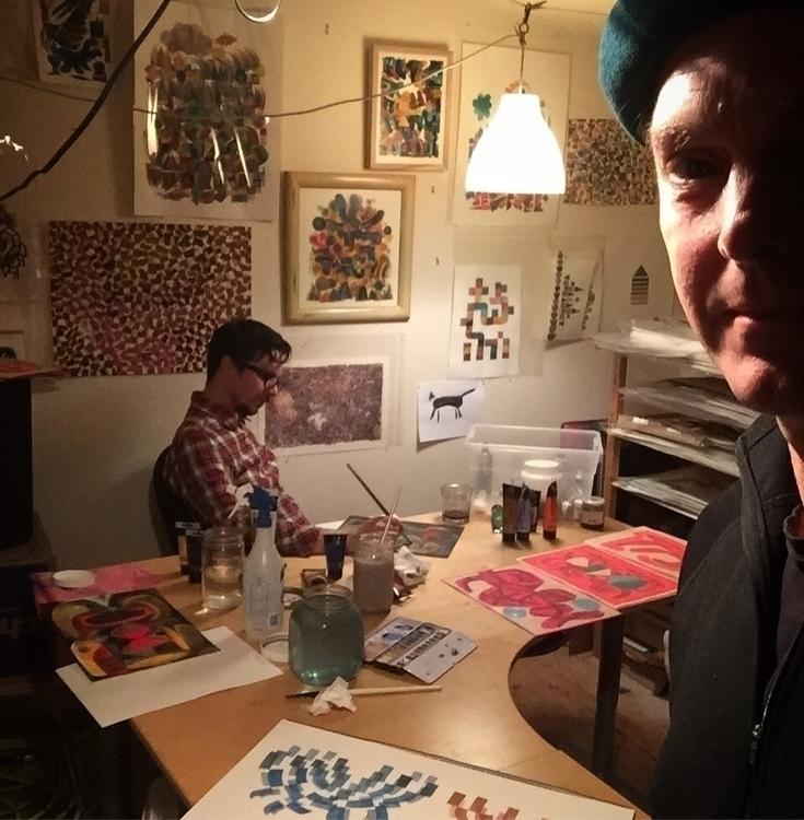 Tim Biskup background. studio.  - mikebiskup | ello