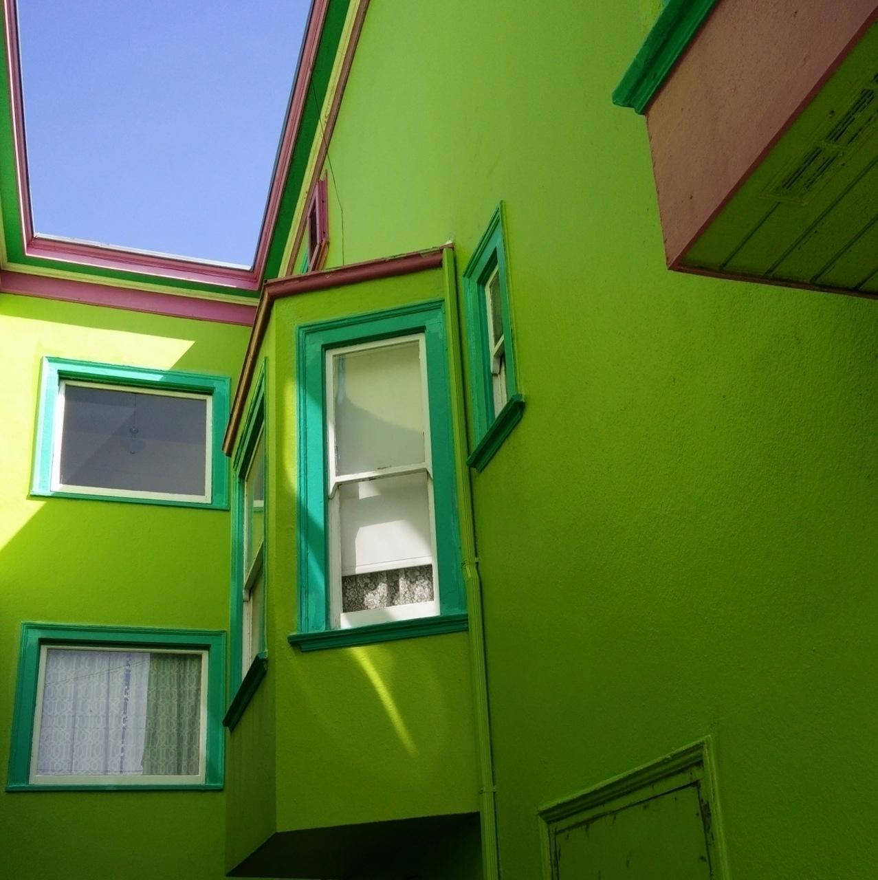 Blue - photography, apartments, housing - voiceofsf | ello