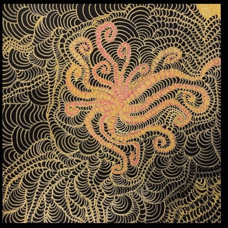 creature fluidly floating dream - arcanememory | ello