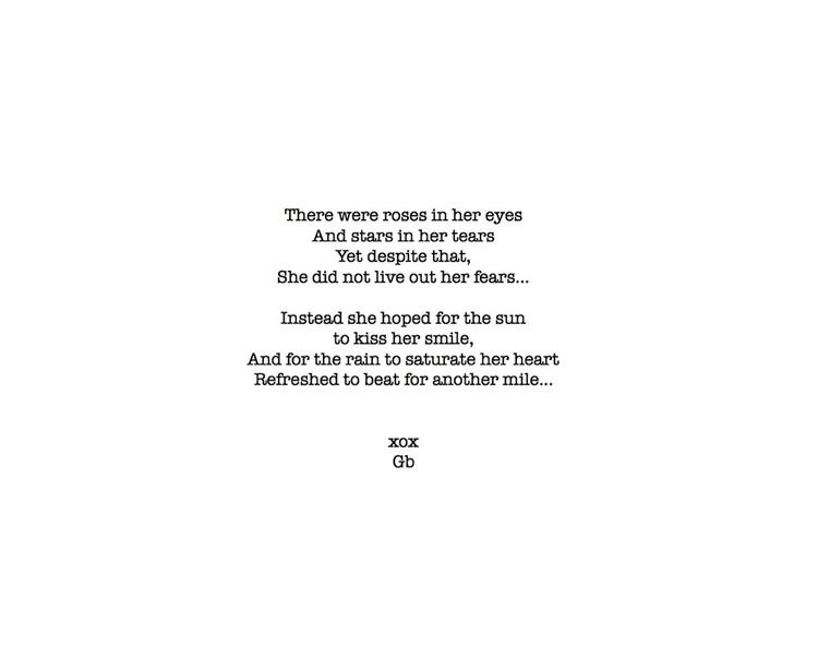 Roses eyes, stars tears - poem, poetry - goldenbirdiewrites | ello