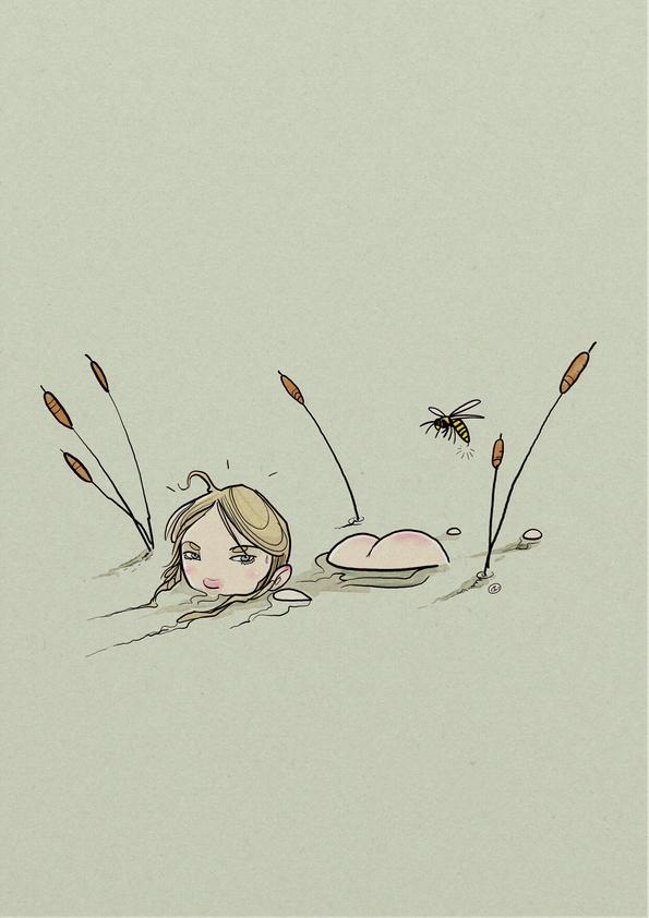 good weekend stung bum - illustration - shugmonkey | ello