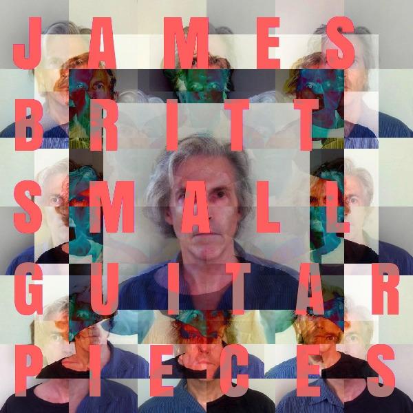 *Small Guitar Pieces* cover - jamesbritt | ello