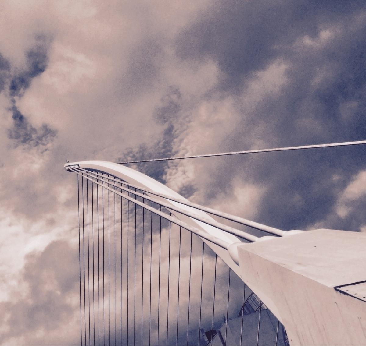Dublin Samuel Beckett Bridge, D - momiroh | ello