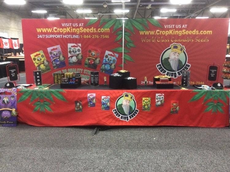 Lift Cannabis Expo Edmonto Crop - cropkingseeds | ello