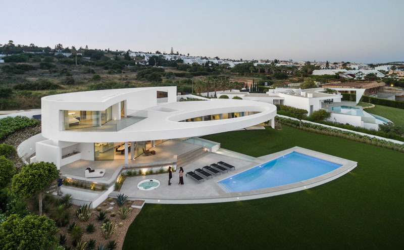 House Curves Coast - architecture - red_wolf | ello
