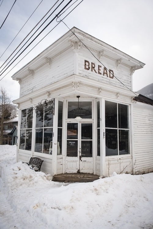 BREAD BAR -- Silver Plume, CO - photography - abarlich | ello