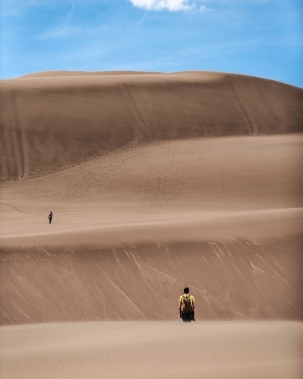 Great Sand Dunes National Park - abarlich | ello