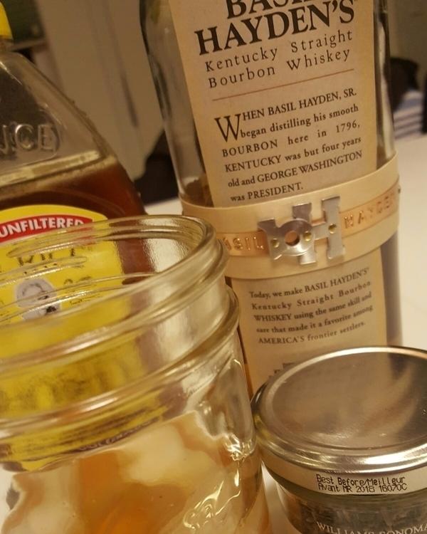 cocktail Bourbon Honey touch La - revolutionbbq | ello
