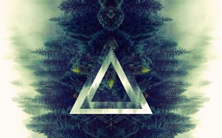 Symmetree - tree, geometry, symmetry - dfullz | ello