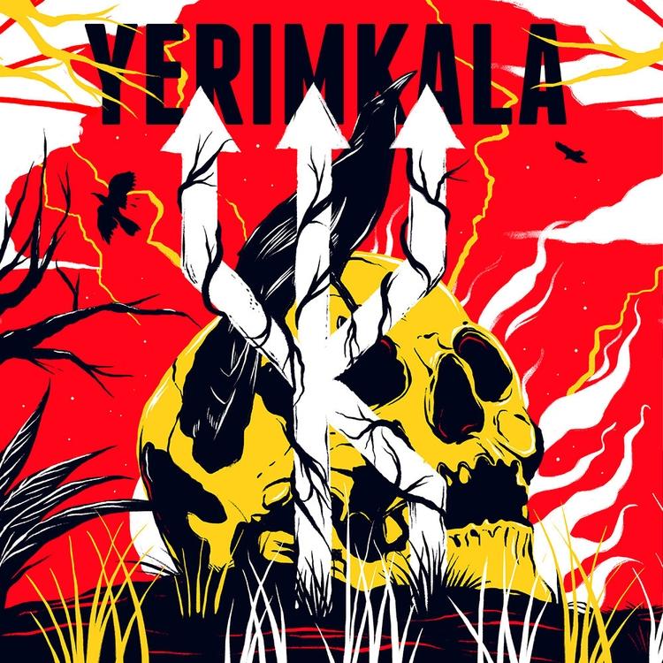 Yerimkala - Album Cover illustr - luispintos | ello