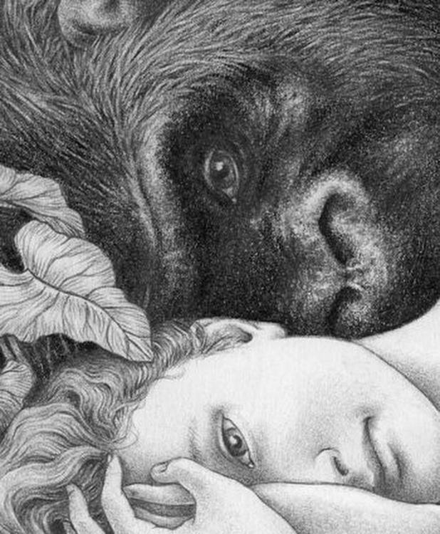 artist Veronique Dorey - talltreesofparis - helliongallery | ello