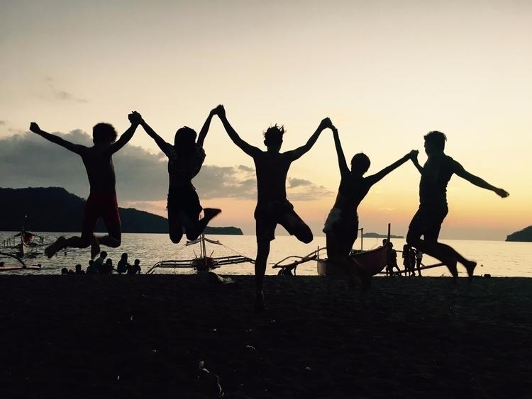 Jump high! SandBar Nasugbu Bata - rheaiyah   ello