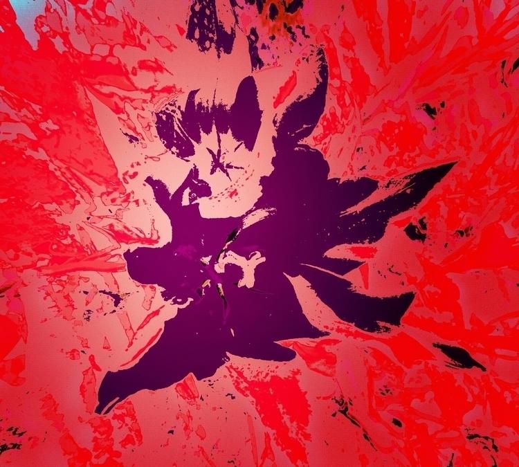 Poppy art - poppies, flowers, poppy - dobromyslova | ello