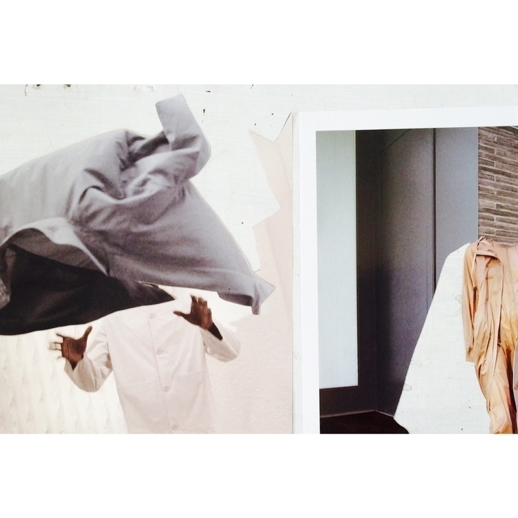 cutting latest - cos, magazine, spring - ninacfraser | ello