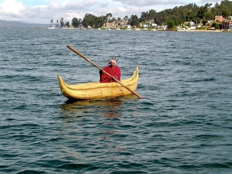 Nativo boliviano navega com seu - antoniomg | ello