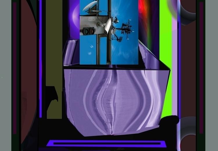Leaked data / Roland Bastien - ArtMagazine - rbastien | ello